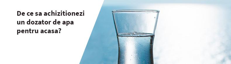 De ce sa achizitionezi un dozator de apa pentru acasa?