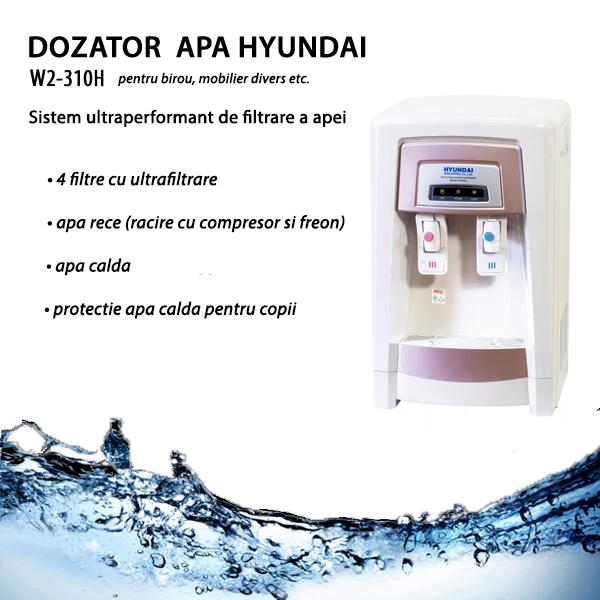Dozator apa W2 310H
