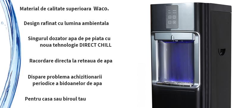 avantaje dozator apa hyundai CW-898