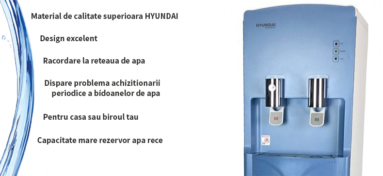 avantaje dozator apa hyundai w2 170p