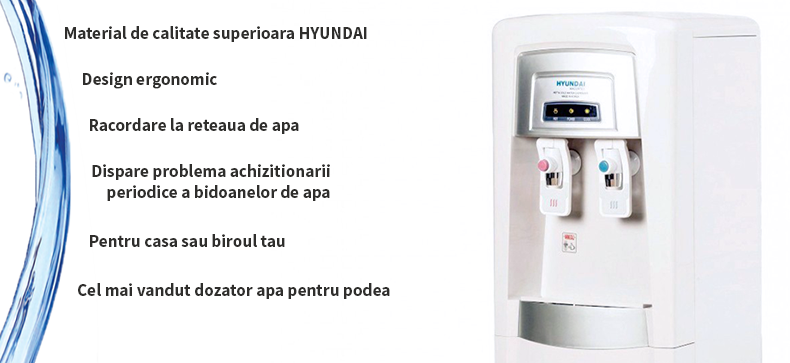 avantaje dozator apa hyundai w2 310p