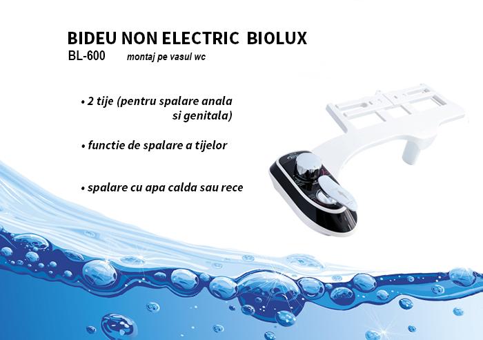 bideu non electric biolux bl 600