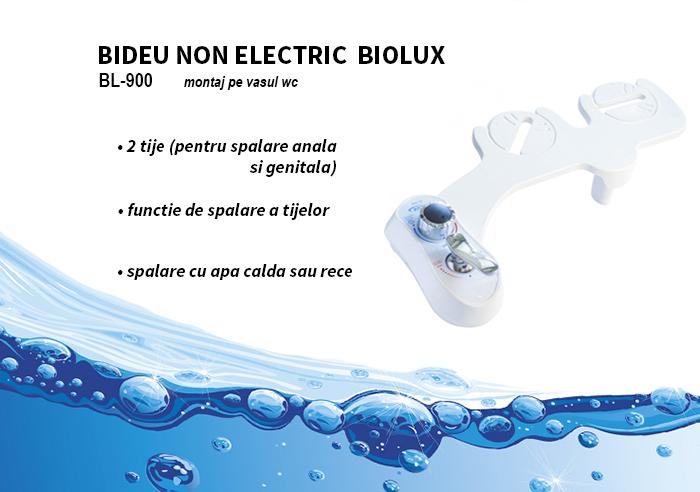 bideu non electric biolux bl 900