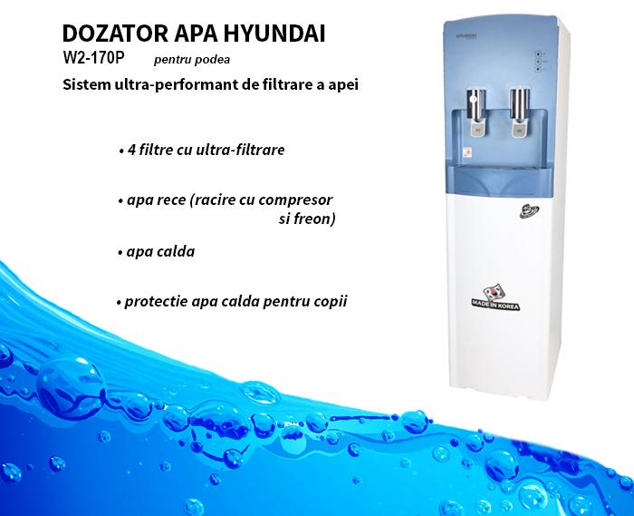 Dozator apa hyundai HWJ 110S