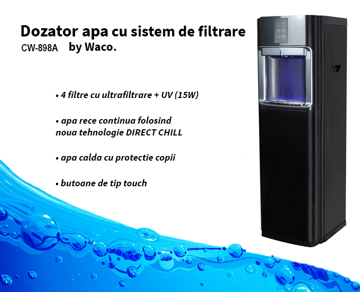 Dozator apa hyundai CW-898