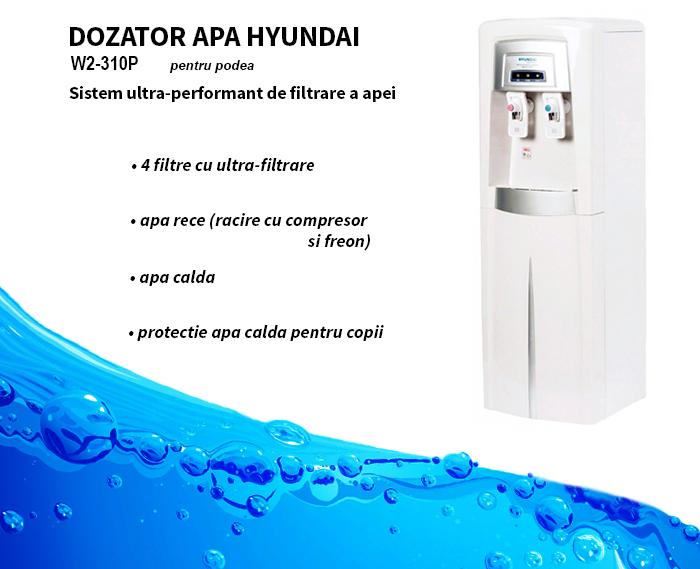 Dozator apa hyundai W2 310P