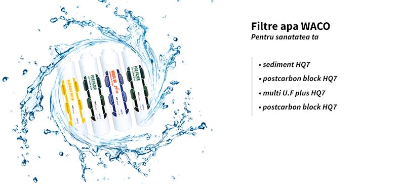 Sistem filtrare apa HQ 7 4FU