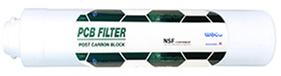 filtru post carbon block sistem filtrare